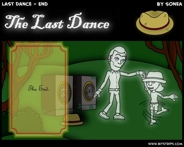 Last Dance - End