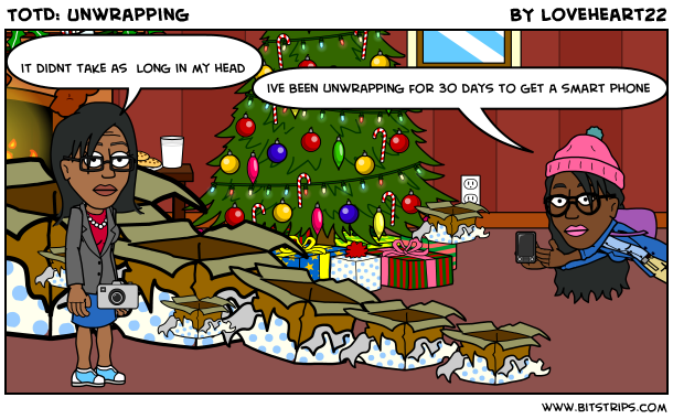 TotD: Unwrapping