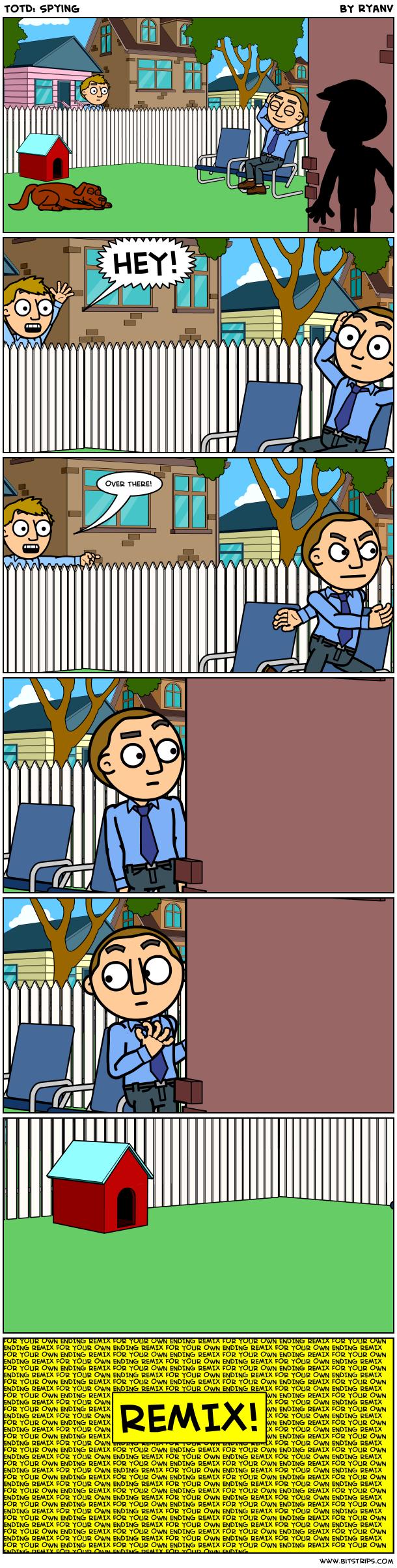 TotD: Spying