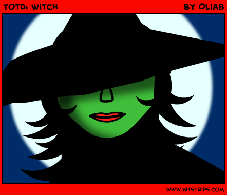 TotD: Witch