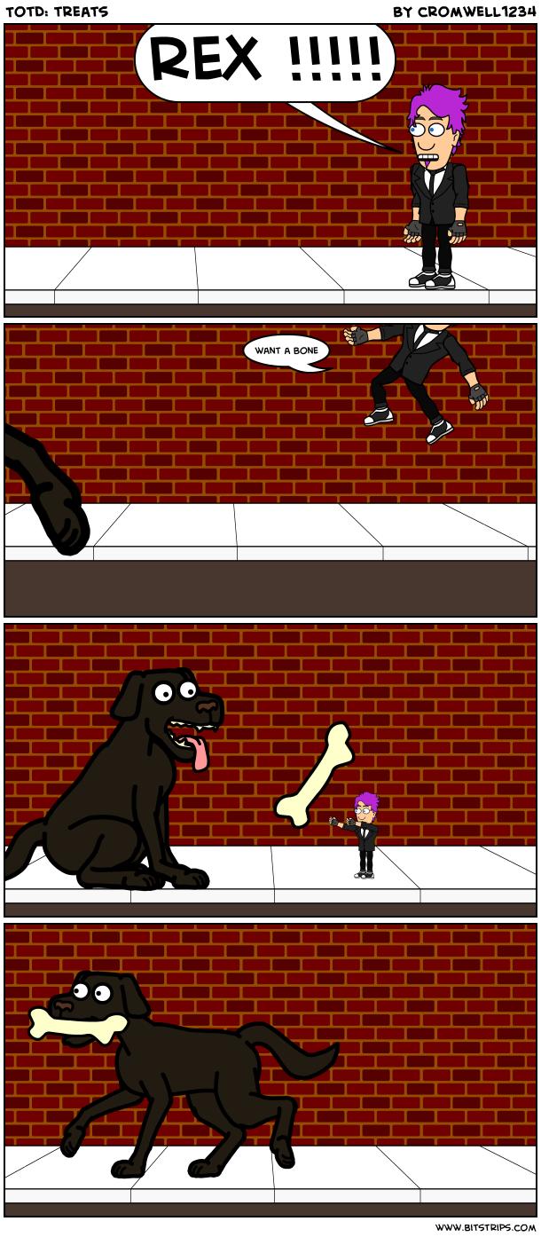 TotD: treats