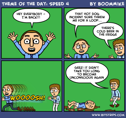 Theme of the day: SPEED 4