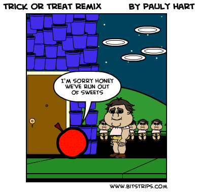 trick or treat remix