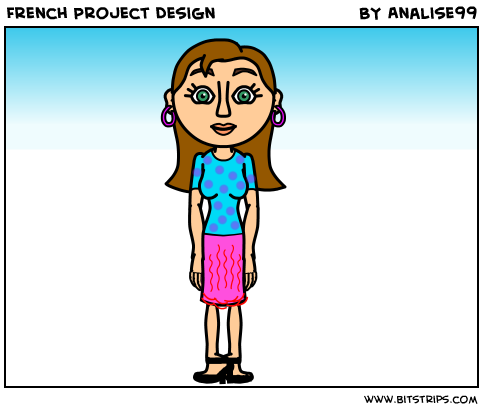 French Project Design