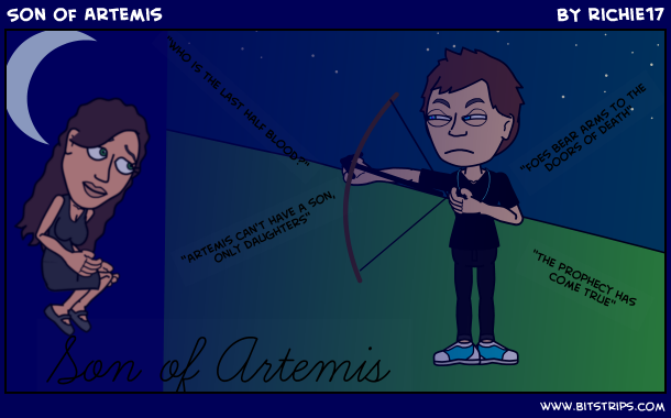 Son of Artemis