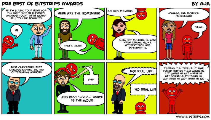 Pre Best Of Bitstrips Awards