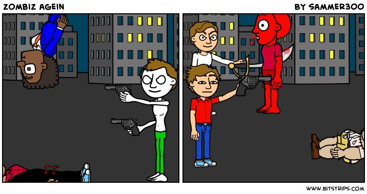 zombiz agein