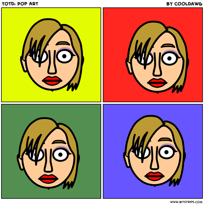 TotD: Pop Art