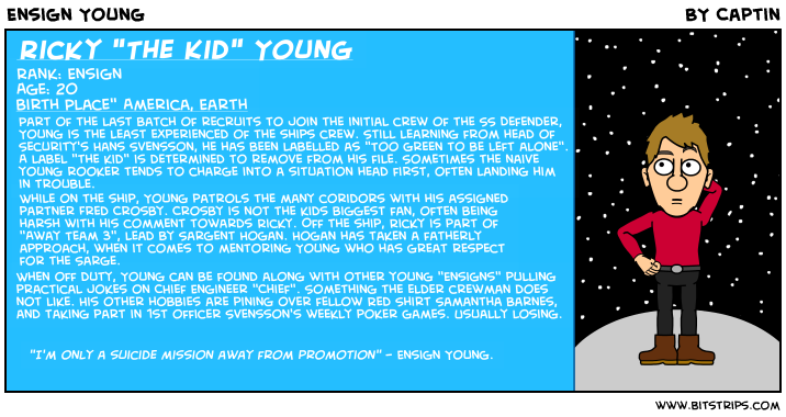 Ensign Young