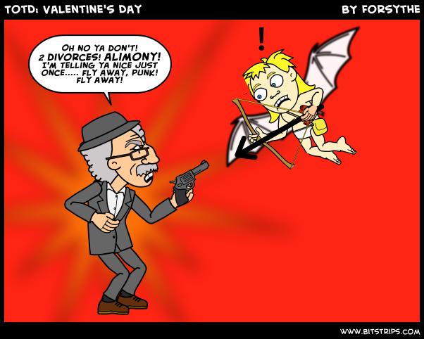 TotD: Valentine's Day