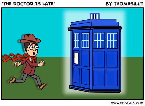 'The Doctor Is Late'