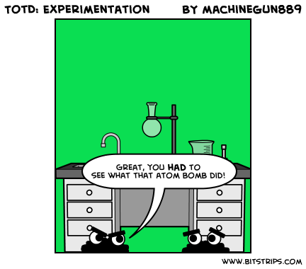 TotD: Experimentation