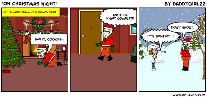 'On Christmas Night'
