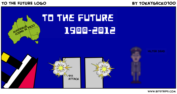 To the Future Logo