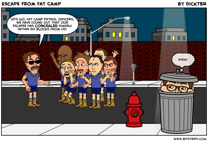 Escape From Fat Camp