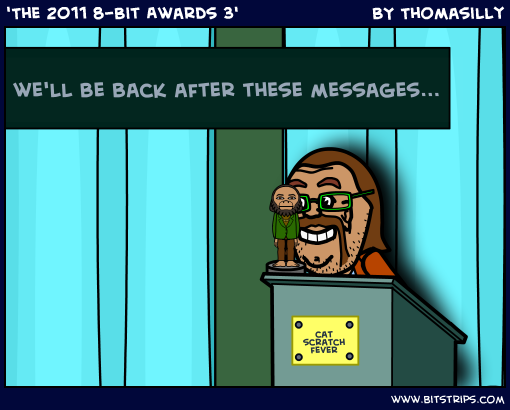 'The 2011 8-Bit Awards 3'