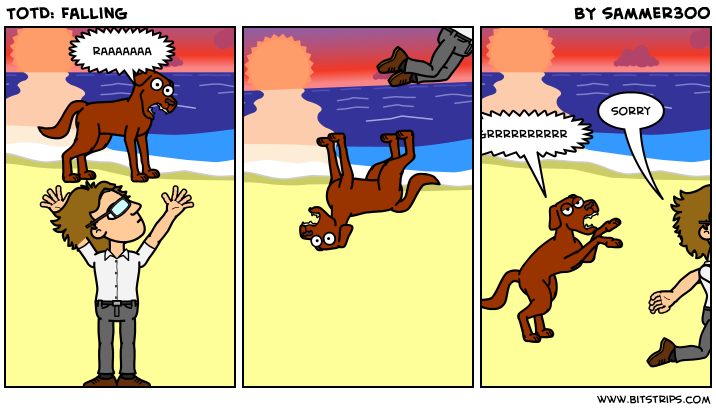 TotD: Falling