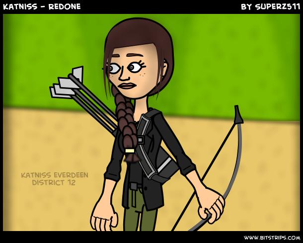 Katniss - Redone