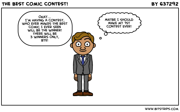 The Best Comic Contest!