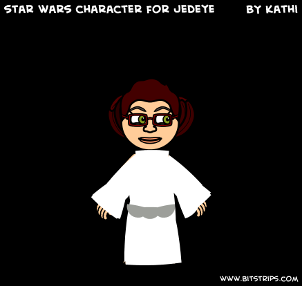 star wars character for jedeye