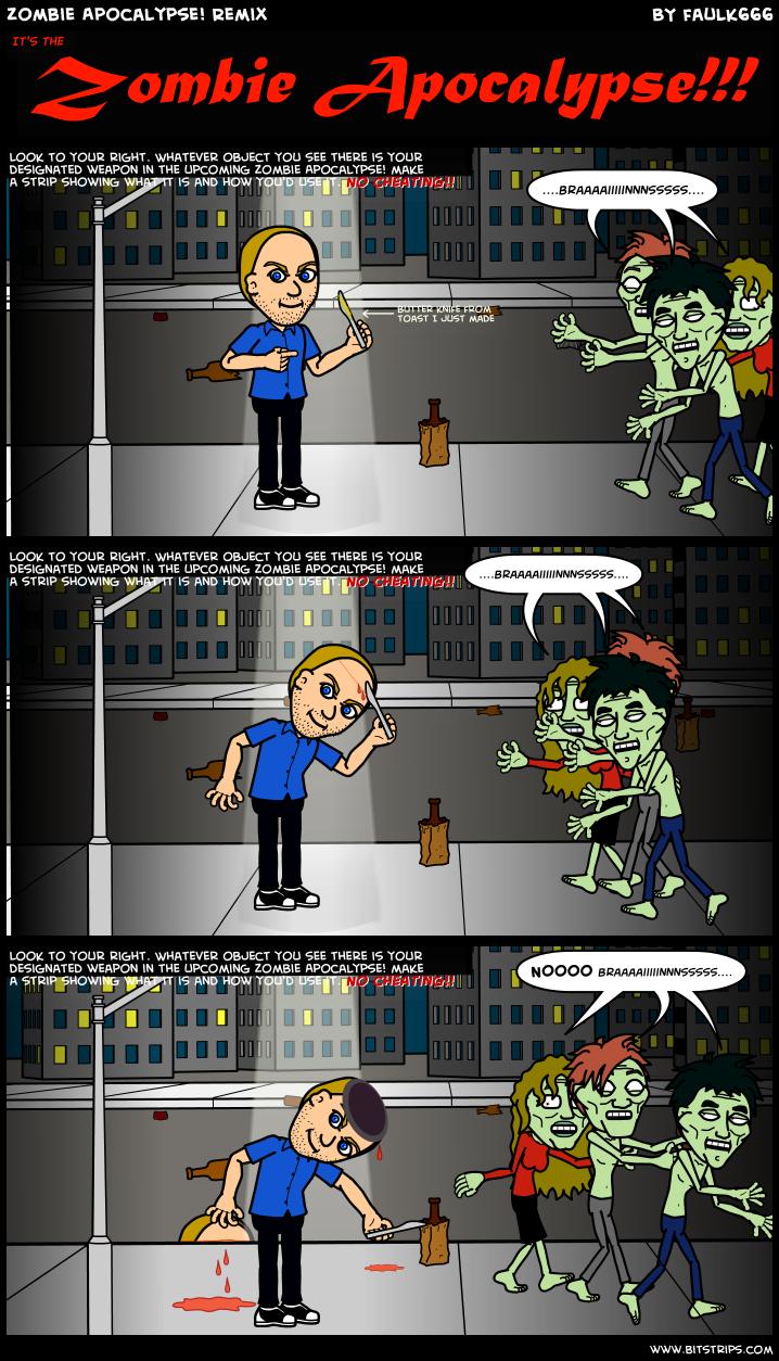 Pin Zombie Apoc...