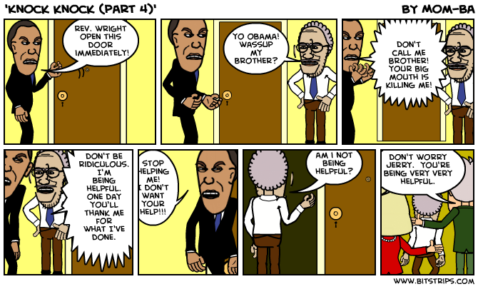 'Knock knock (part 4)'