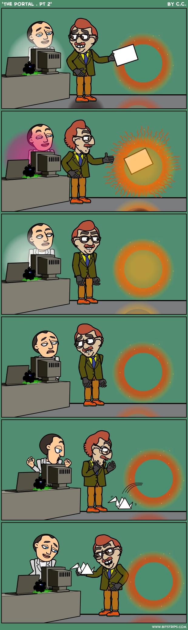 'The Portal . Pt 2'