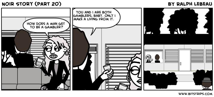 Noir Story (part 20)
