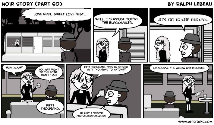 Noir Story (part 60)