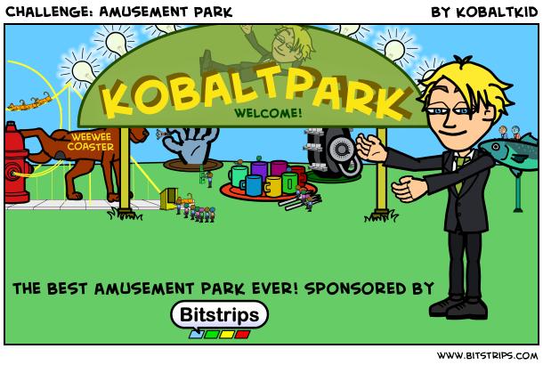 Challenge: Amusement Park