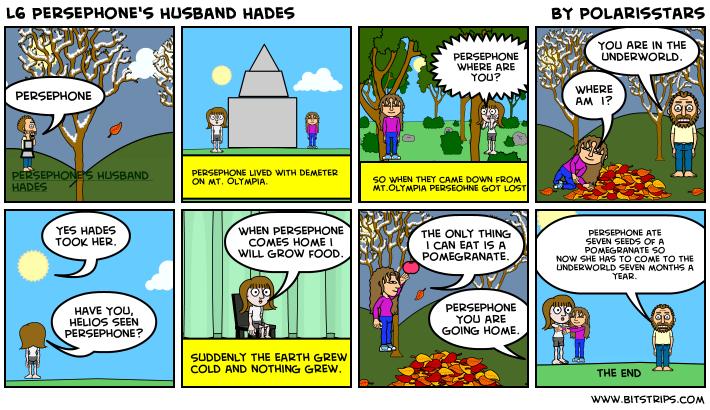Persephone Comic L6 Persephone s Husband Hades
