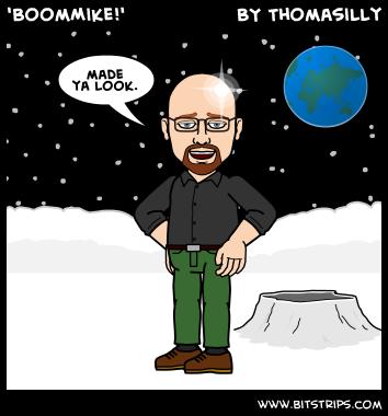 'BoomMike!'