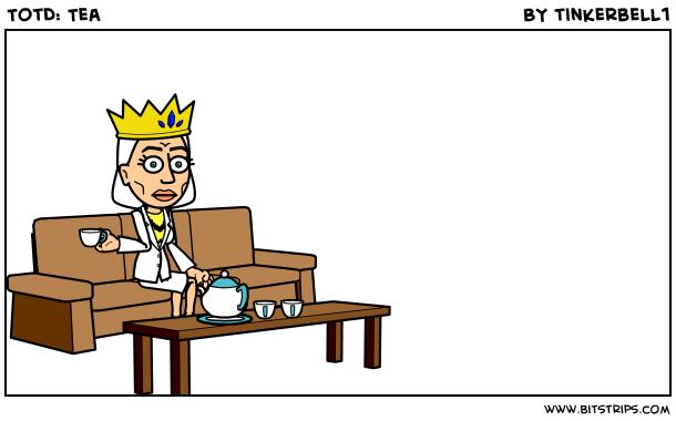 TotD: Tea