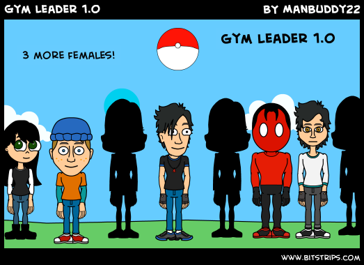 Gym Leader 1.0