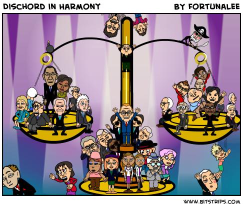 Dischord in Harmony