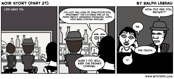 Noir Story (part 21)