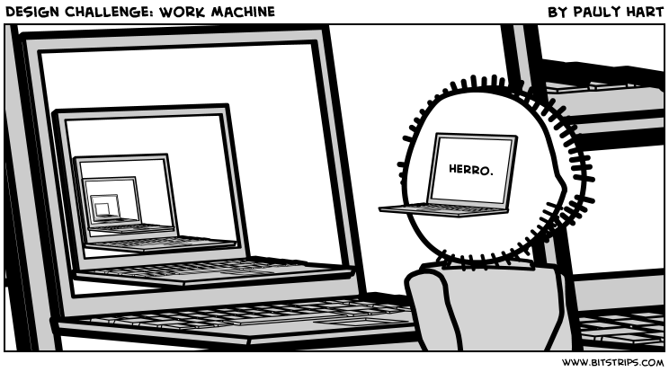 Design Challenge: Work Machine