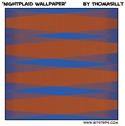 'Nightplaid Wallpaper'