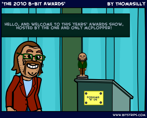 'The 2010 8-Bit Awards'