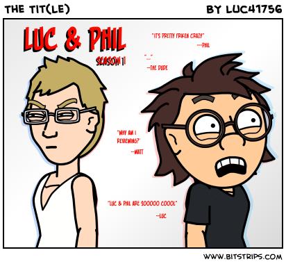 The Tit(le)