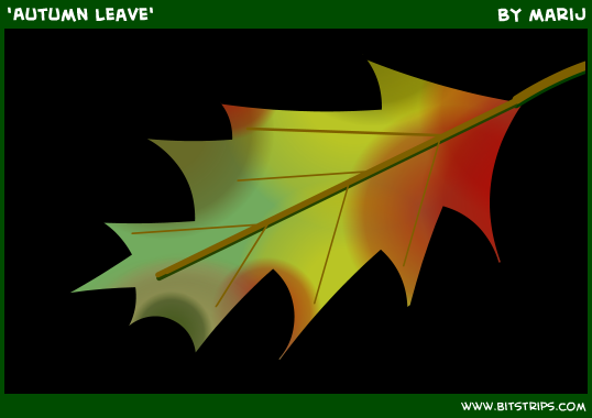 'Autumn leave'