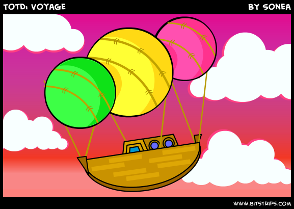 TotD: Voyage
