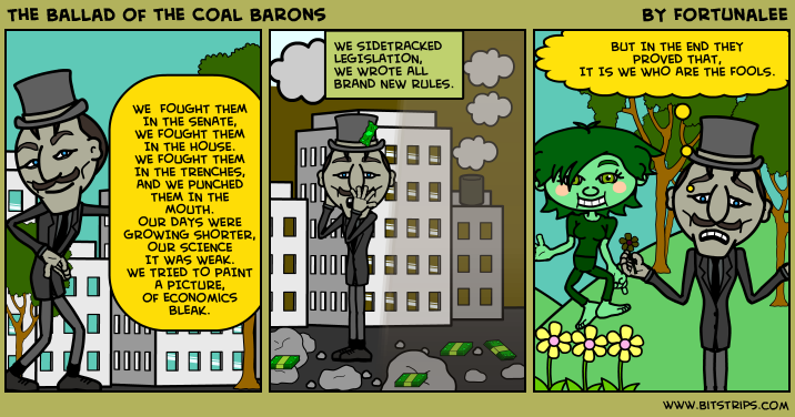 The Ballad of the Coal Barons