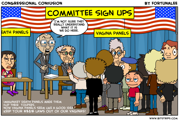 Congressional Confusion