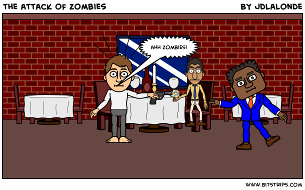 the attack of zombies