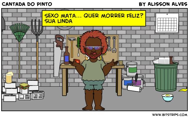Cantada do Pinto