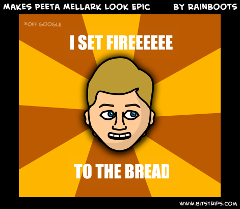 Makes Peeta Mellark Look Epic