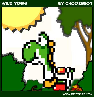 Wild Yoshi