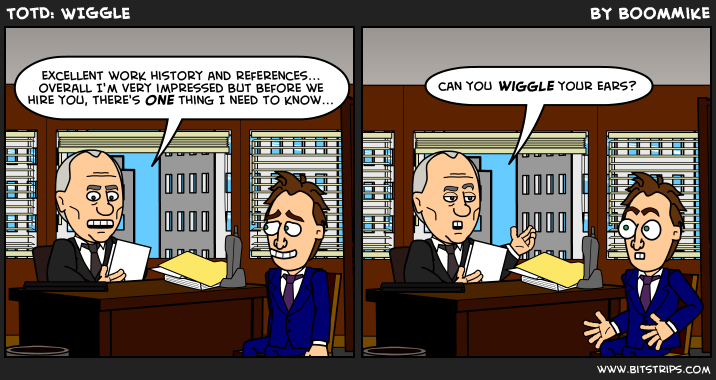 TotD: WIGGLE