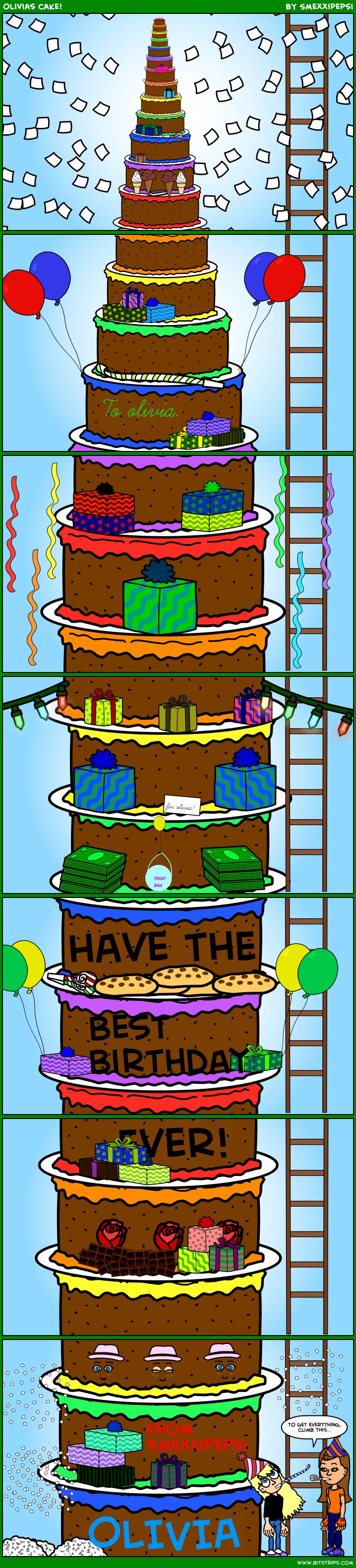 olivias cake!